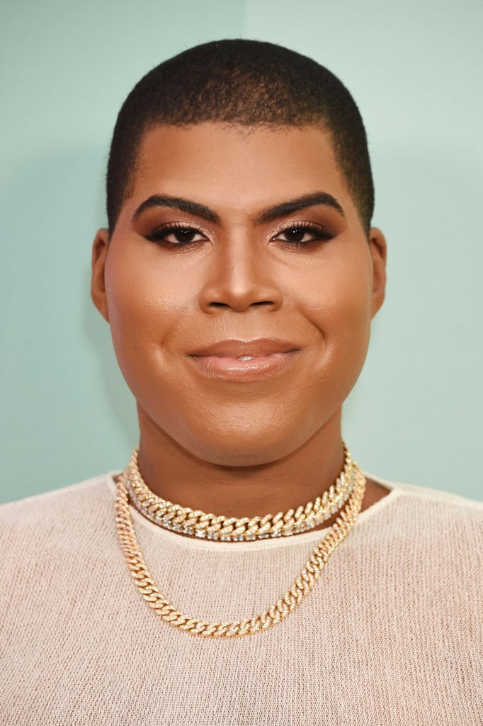 EJ Johnson attends the 2019 amfAR Gala Los Angeles at Milk Studios | Photo: Getty Images