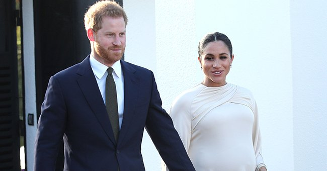 Us Weekly: Prince Harry Prepared a Low-Key Celebration for Pregnant Wife Meghan on Mother's Day
