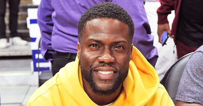 Kevin Hart Celebrated His 41st Birthday on a Yacht with His Older Children (Photos)