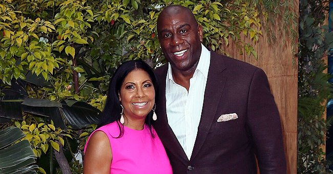 Magic Johnson Shares Heartfelt Tributes to Wife Cookie & Shares Moments from Her 61st Birthday Celebration