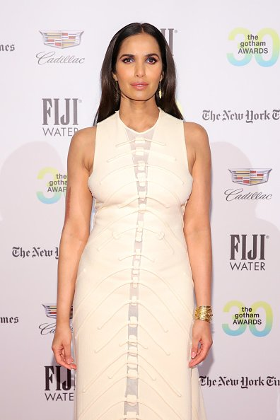 Padma Lakshmi at Cipriani Wall Street on January 11, 2021 in New York City. | Photo: Getty Images