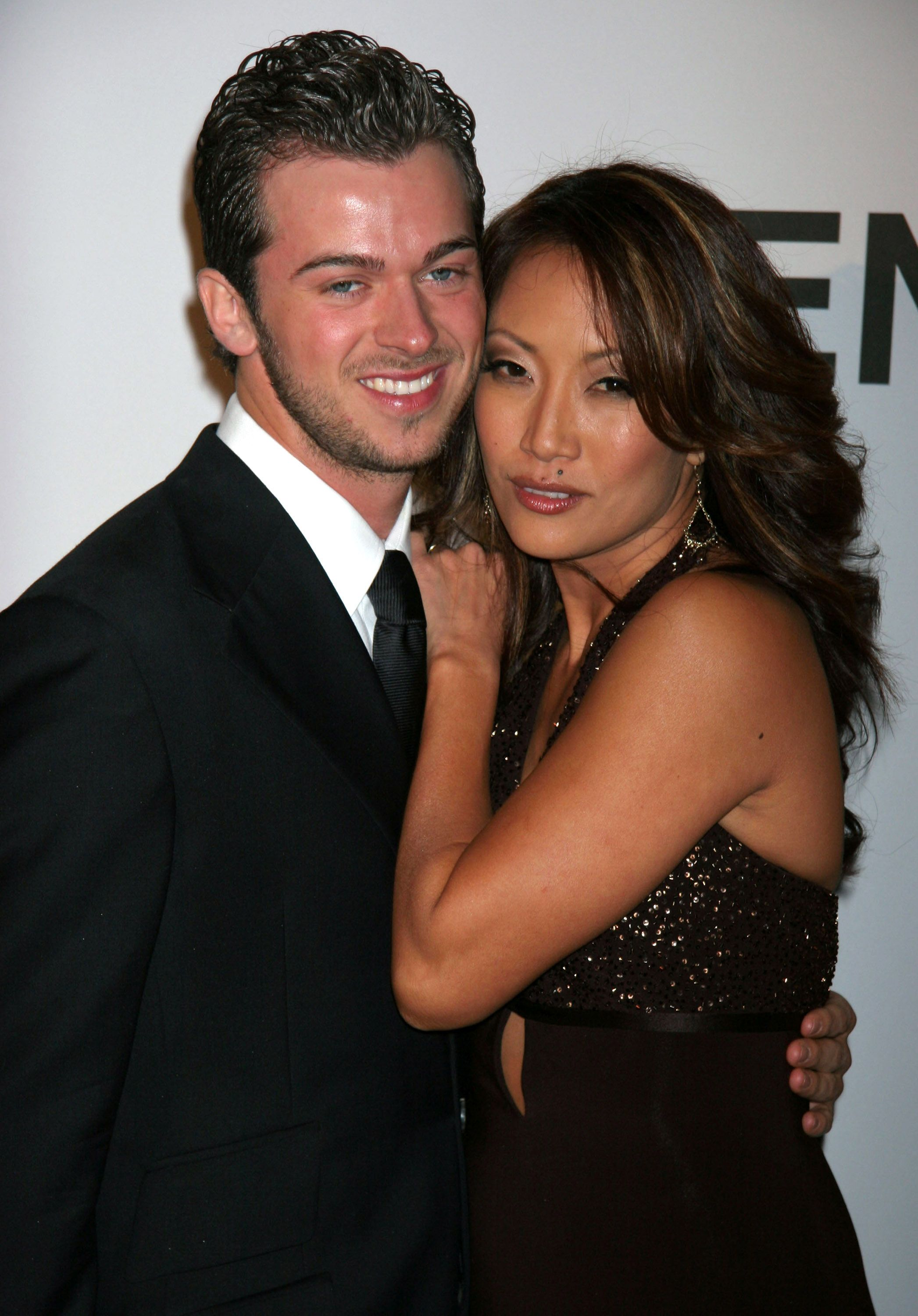"""Artem Chigvinsev and Carrie Ann at the """"Class Of Hope Prom 2007"""" Charity Benefit  in Studio City, California 