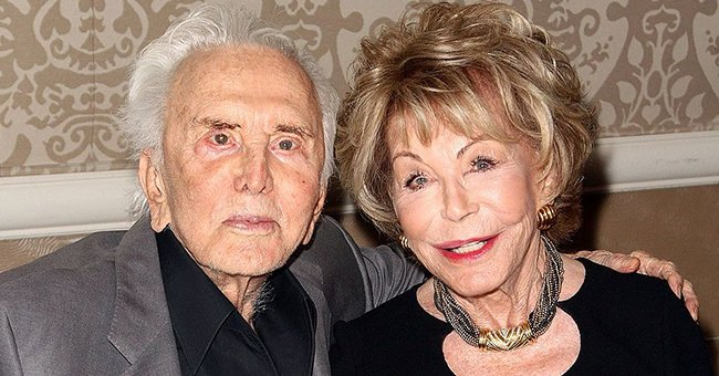 Anne Douglas, Wife of the Late Kirk Douglas, Dies Just Days after Her 102nd Birthday