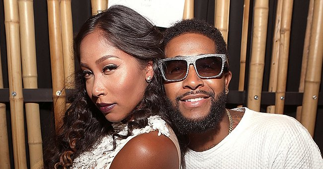 Omarion's Ex Apryl Jones' 2 Kids Look Just like Her as She Poses with Them in New Photos