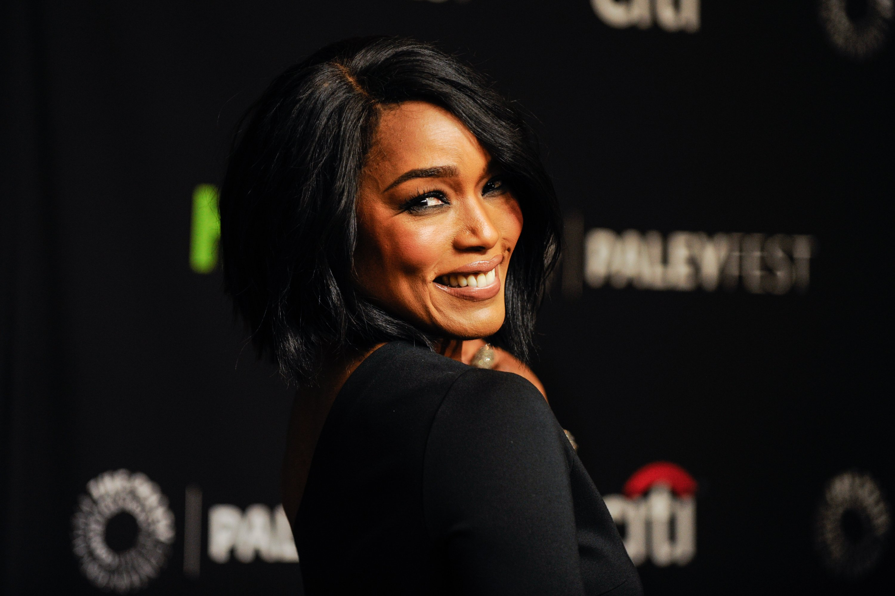 Actress Angela Bassett attends The Paley Center For Media's 33rd Annual PaleyFest on March 20, 2016 | Photo: Getty Images