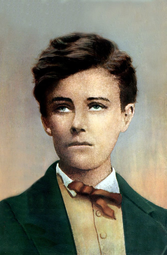 Arthur Rimbaud (1854-1891). | Photo : Getty Images