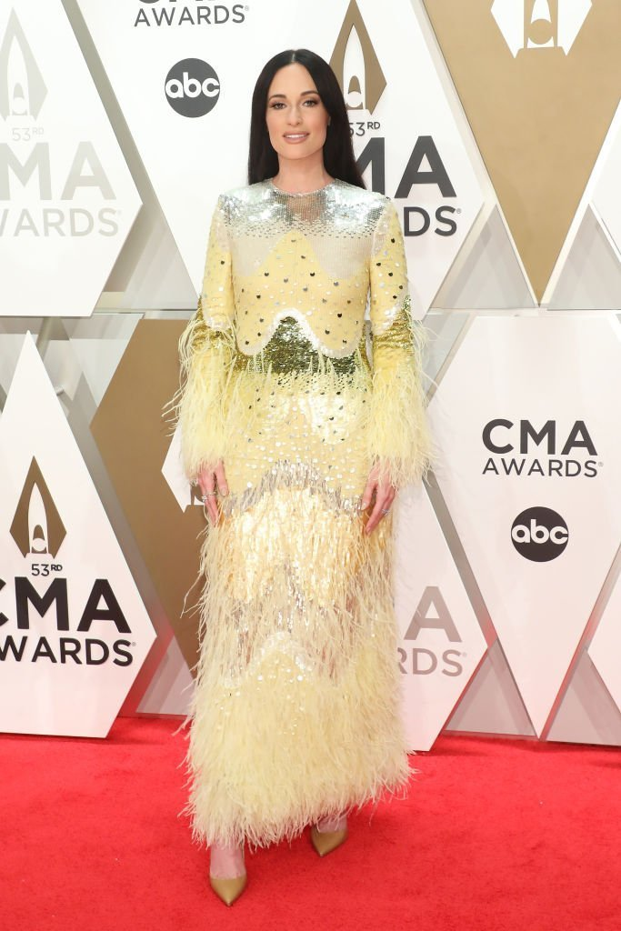 Kacey Musgraves attends the 53nd annual CMA Awards at Bridgestone Arena on November 13, 2019 | Photo: GettyImages