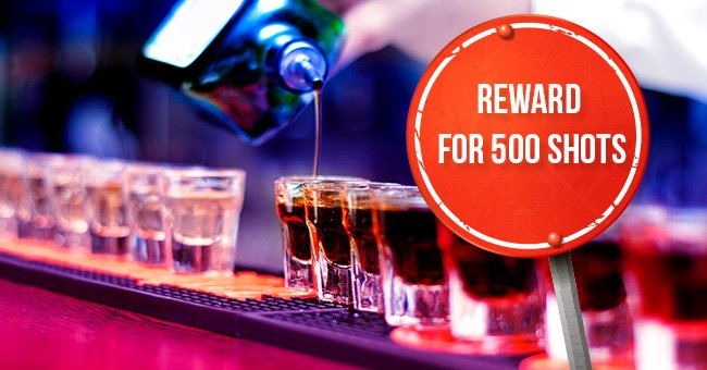 Daily Joke: Man from Texas Challenges People in a Bar to Drink 500 Shots at Once
