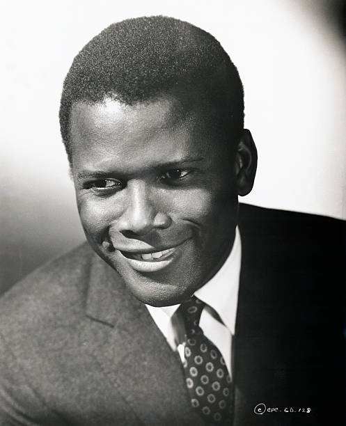 Publicity close-up of actor Sidney Poitier from Columbia Pictures 1967 film, Guess Who's Coming to Dinner? | Photo: GettyImages