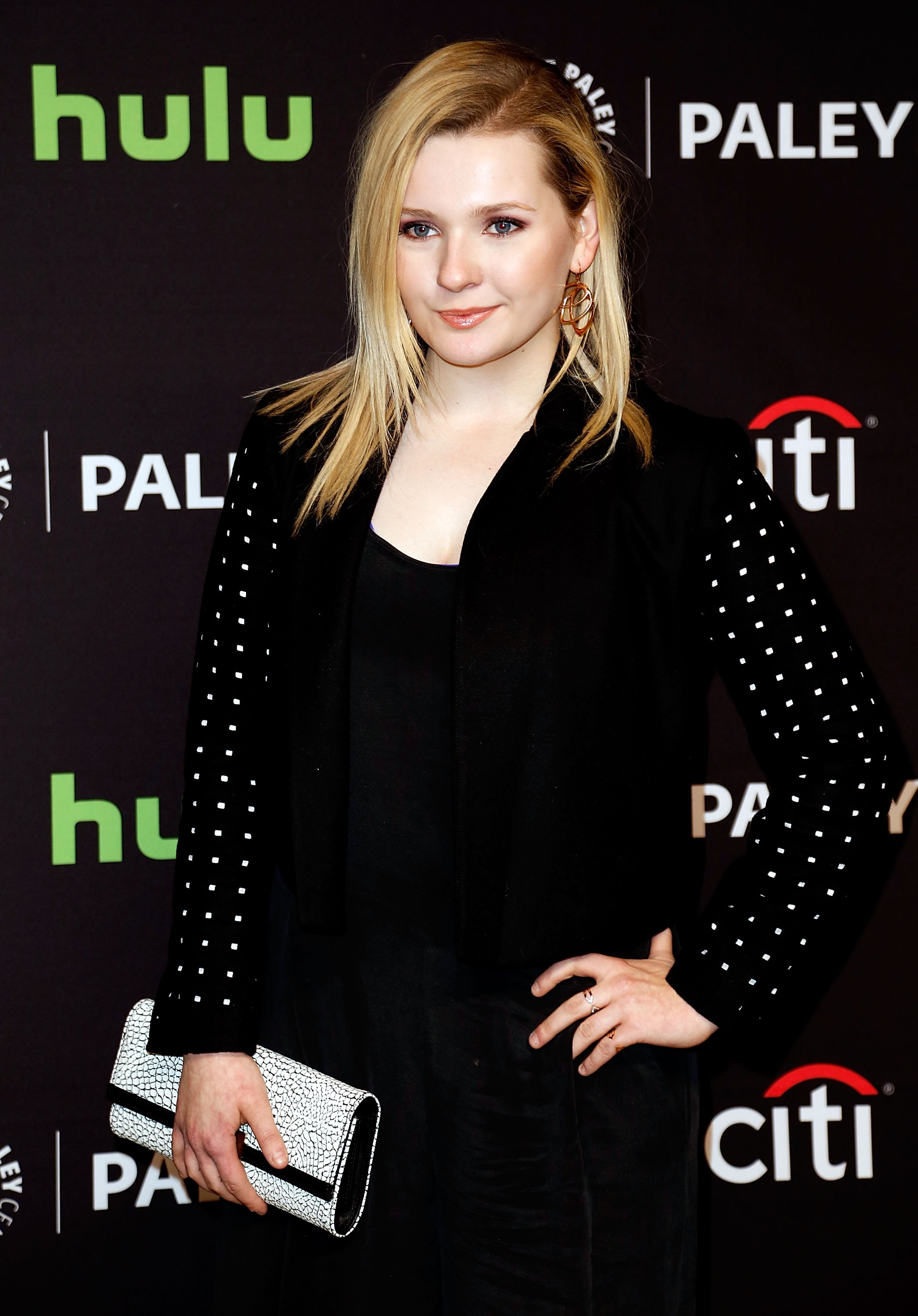 "Abigail Breslin attends The Paley Center for Media's 33rd Annual PaleyFest Los Angeles ""Scream Queens"" at Dolby Theatre on March 12, 2016 in Hollywood, California 