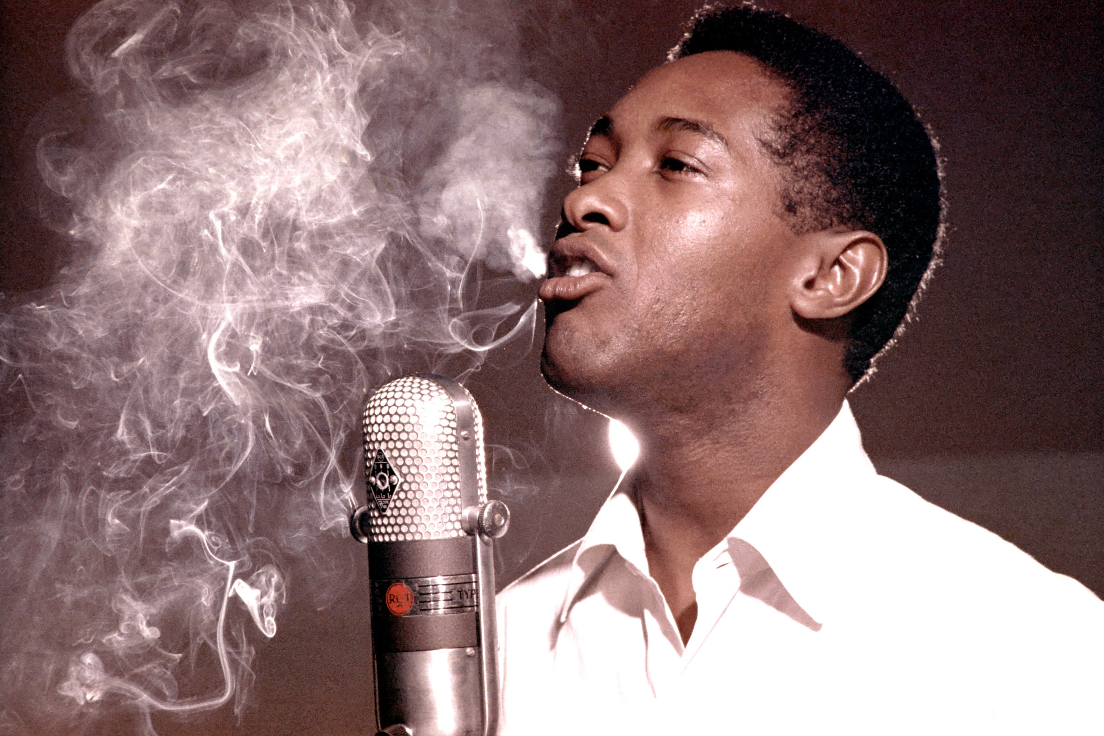 Sam Cooke pictured in New York City in 1958 | Source: Getty Images