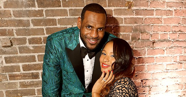 LeBron James' Daughter Zhuri Looks like Mom Savannah in a New Pic Wearing a White Top and Cape