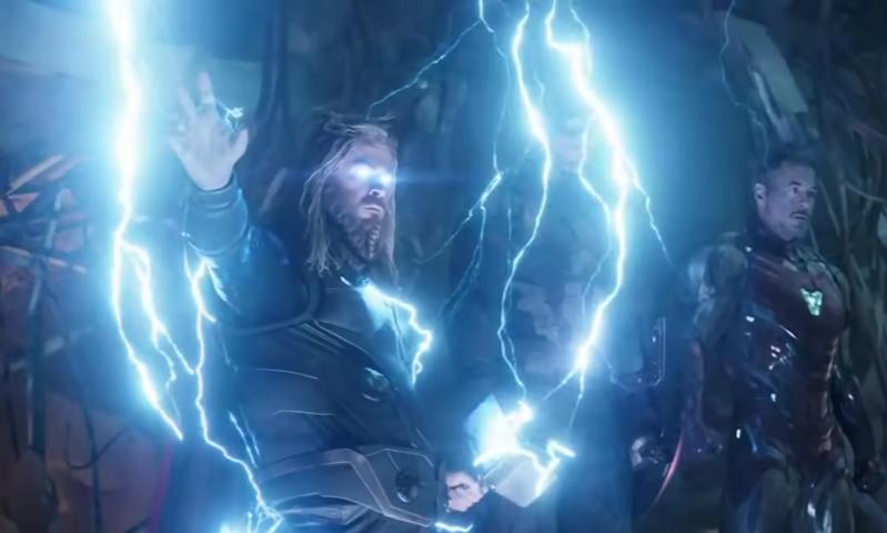 Image Credits: Youtube/Looper - Marvel/Endgame