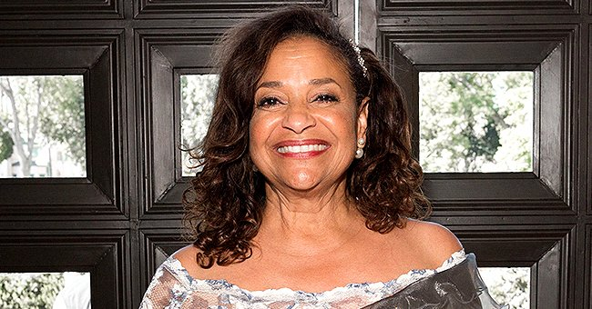 Debbie Allen Announces New Dance Classes While Showing off Her Gray Hair and Plastered Leg