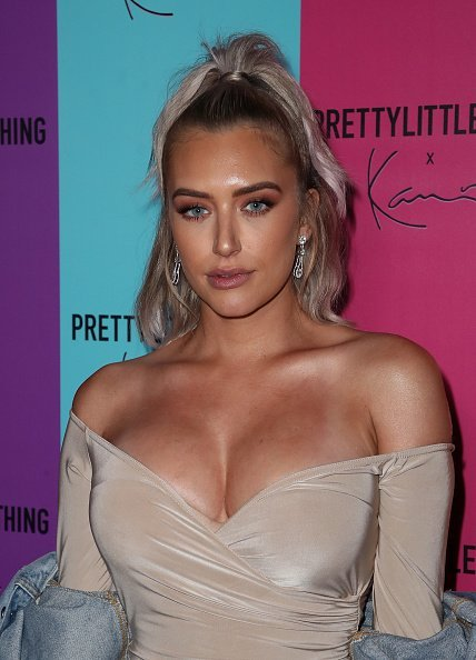 Anastasia Karanikolaou attends the PrettyLittleThing x Karl Kani event at Nightingale Plaza on May 22, 2018 in Los Angeles, California | Photo: Getty Images
