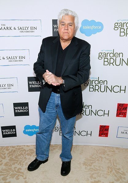 Jay Leno at the Beall-Washington House on April 27, 2019 in Washington, DC | Photo: Getty Images