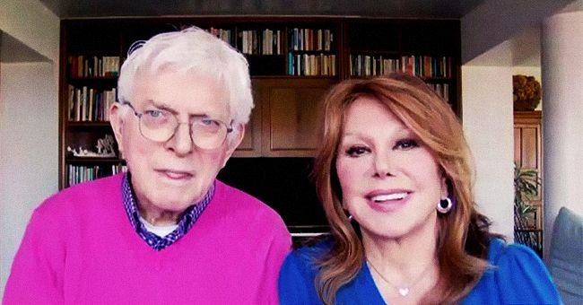 Marlo Thomas and Phil Donahue Talk about Marriage Ahead of Their 40th Wedding Anniversary