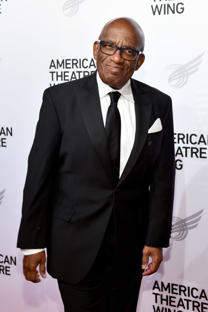Al Roker attends the American Theatre Wing Centennial Gala at Cipriani 42nd Street on September 24, 2018 | Photo: Getty Images