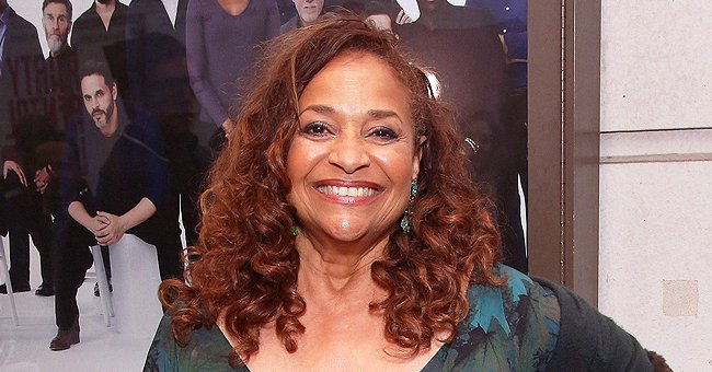 Debbie Allen of 'Fame' Looks Cute in Throwback Photo with Short Wavy Hair as She Reads a Book