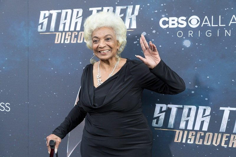 Nichelle Nichols on September 19, 2017 in Los Angeles, California | Photo: Getty Images