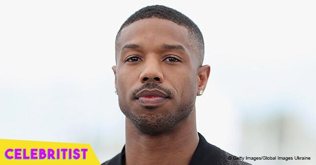 Michael B Jordan flashes washboard abs in shirtless pic while boating in Italy