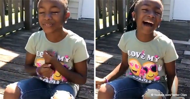 Viral video of little girl singing 'The Jackson 5' hit song still takes the breath away