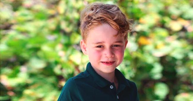 Photos inédites du 6e anniversaire du Prince George