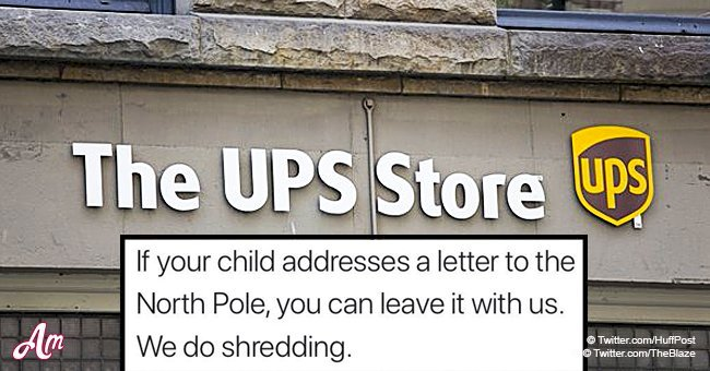 UPS Store message receives massive backlash after being fiercely criticized