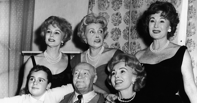 Biographer Reveals Gabor Sisters Had 'Twenty-Three Husbands Between Them' and a 'Lady Love'