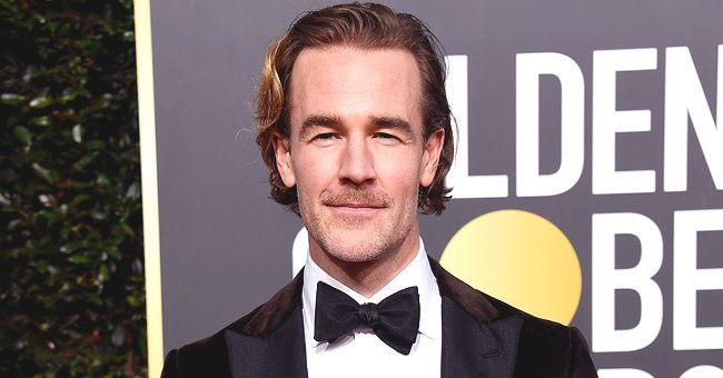 James Van Der Beek of 'Dawson's Creek' Fame Shares Photos with His 5 Kids & Gives Parenting Tips in Adorable Post