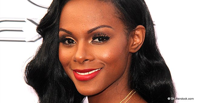 Tika Sumpter Melted Hearts with Pic of Her Fiancé and Their Daughter Doing the Dishes Together