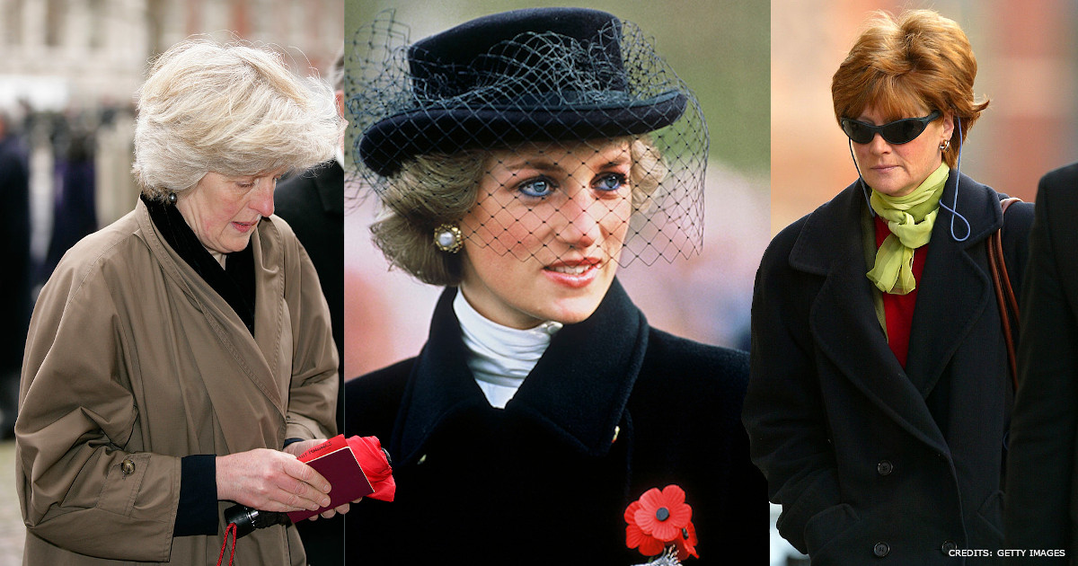 mysterious personalities of princess diana s sisters of princess diana s sisters