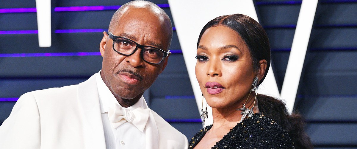 Actress Angela Bassett and her husband of 22 years, Courtney B. Vance | Photo: Getty Images