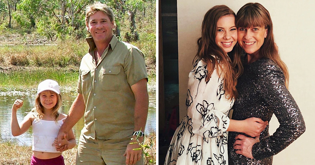 Bindi Irwin Posts Birthday Tribute to Her Mom Terri (Photo)