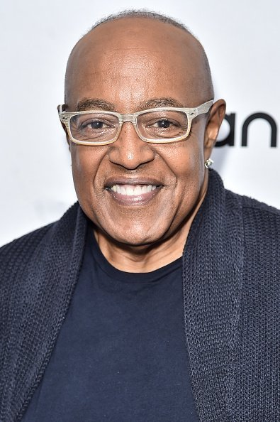 Peabo Bryson visits SiriusXM Studios on September 10, 2019 in New York City.| Photo:Getty Images