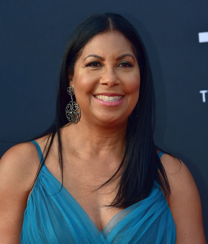 Cookie Johnson attends Tyler Perry Studios Grand Opening Gala - Arrivals at Tyler Perry Studios | Photo: Getty Images