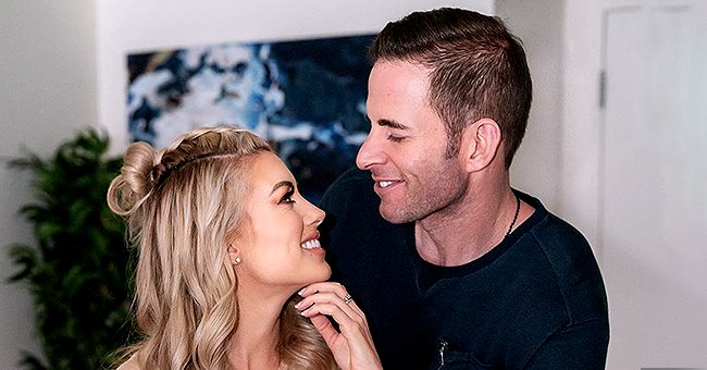 Christina Anstead's Ex Tarek El Moussa Shares Photos of His & Heather Rae Young's Organized Home