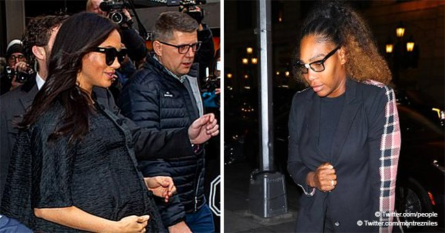 Meghan Markle and Serena Williams reunite for dinner in NYC after $80K baby shower