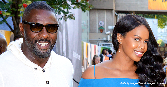 Idris Elba & Sabrina Dhowre Married in Morocco Wedding