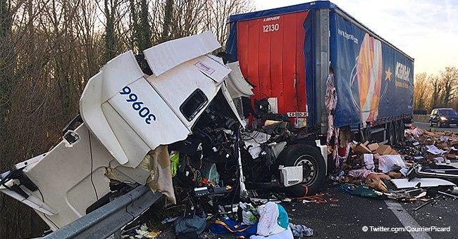 Un conducteur de 55 ans perd tragiquement la vie sur l'A1 dans la Somme