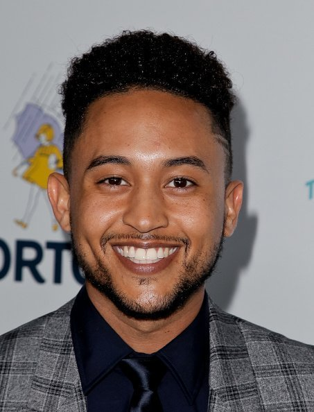 Tahj Mowry at the 8th annual Thirst Gala in Beverly Hills, California.| Photo: Getty Images.