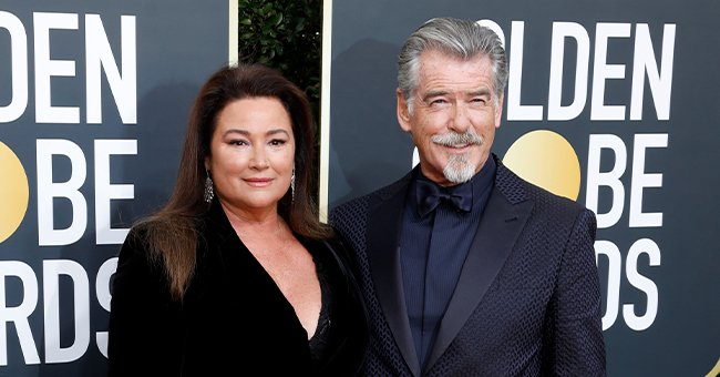 Pierce Brosnan & Wife Keely Celebrate 27th Anniversary of the Day They 1st Met with Sweet Tributes