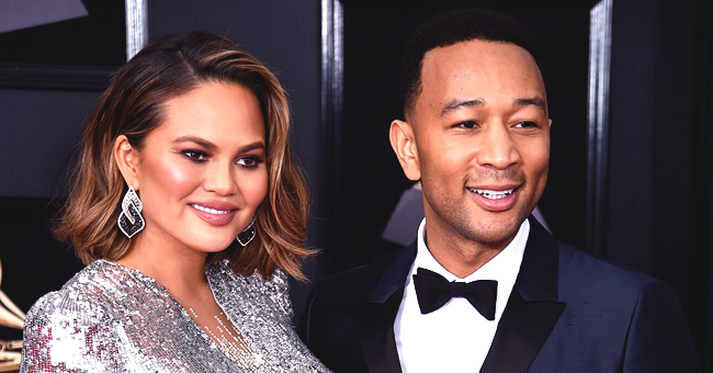 Chrissy Teigen and John Legend Take Kids to Portofino for Their Summer Vacation