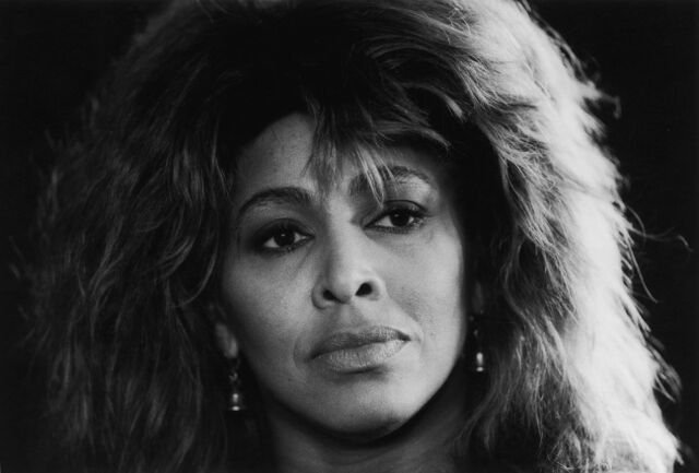 A portrait of Tina Turner when she was younger | Source: Getty Images/GlobalImagesUkraine