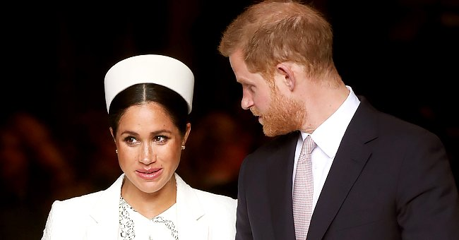 Us Weekly: Prince Harry & Meghan's Statement to Royal Family Showed the Extent of Their Anger