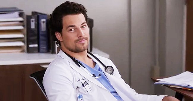 ET Online: Here's What Giacomo Gianniotti Said about Meredith & Deluca's Relationship in 'Grey's Anatomy' Season 17