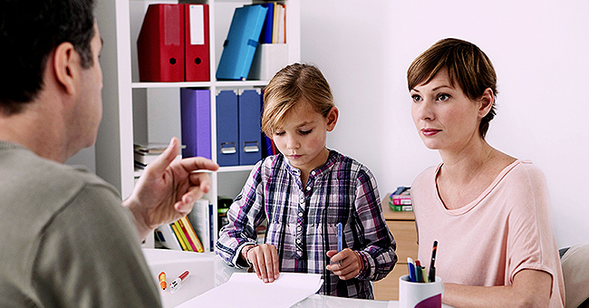 Daily Joke: A Woman Went to a Psychiatrist Because of Her Child