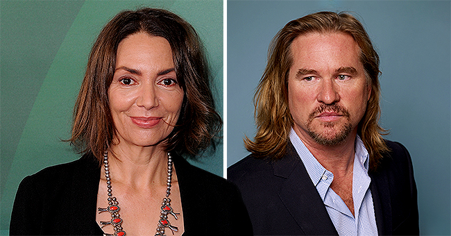 'Top Gun' Star Val Kilmer's Former Wife Joanne Whalley Accused Him of Leaving Their Two Kids