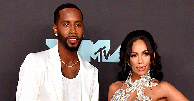 Safaree Samuels of LHH Marries Erica Mena and Performs 'No Regular Girl' at Their Reception