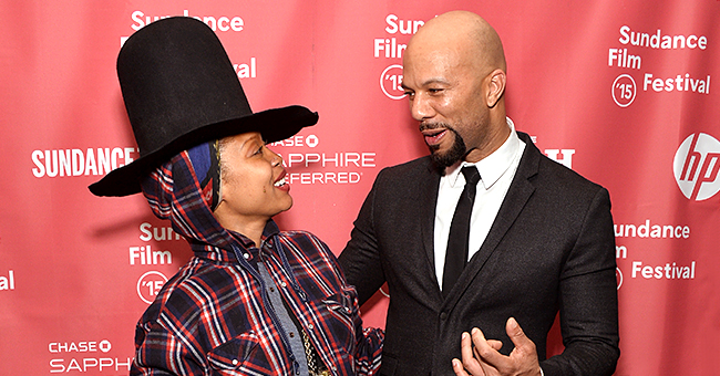 Common Recalls Painful Break up with Erykah Badu